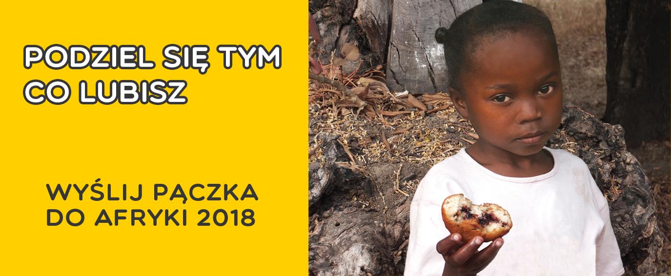 Znalezione obrazy dla zapytania wyślij paczka do afryki 2018